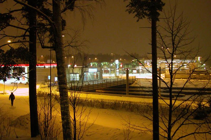 Harustie camp in Helsinki - trip's beginning