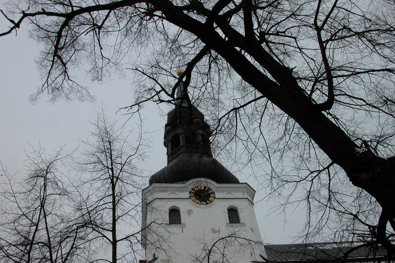 Tallinn Church architecture